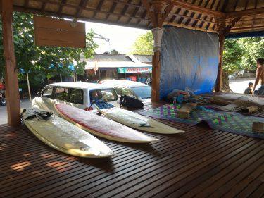 【遊ぶ場所】バリ島:サーフガイド