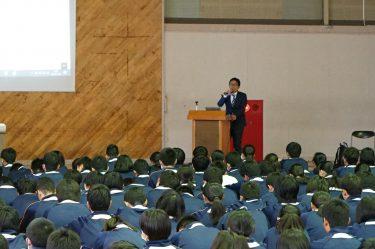 キャリア講座:開成中学校